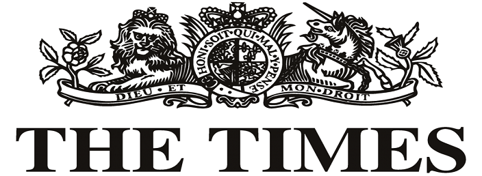 Times newspapers Botany Logo Photo.