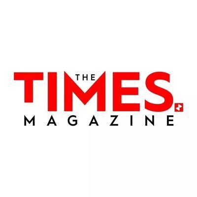 Time Magazine Logo.