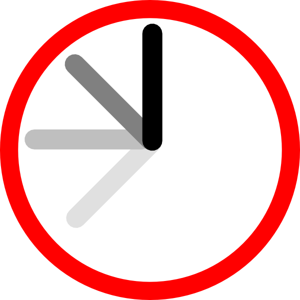 Time\'s Up.