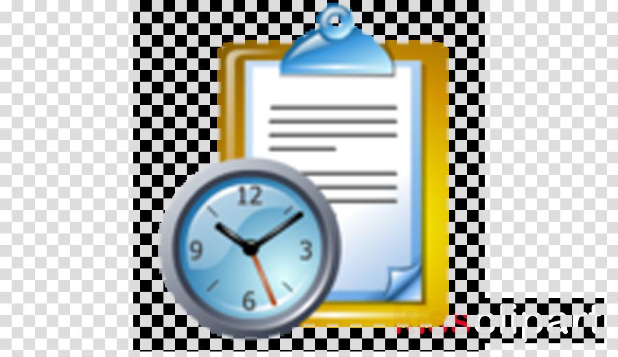 Clock Icon clipart.