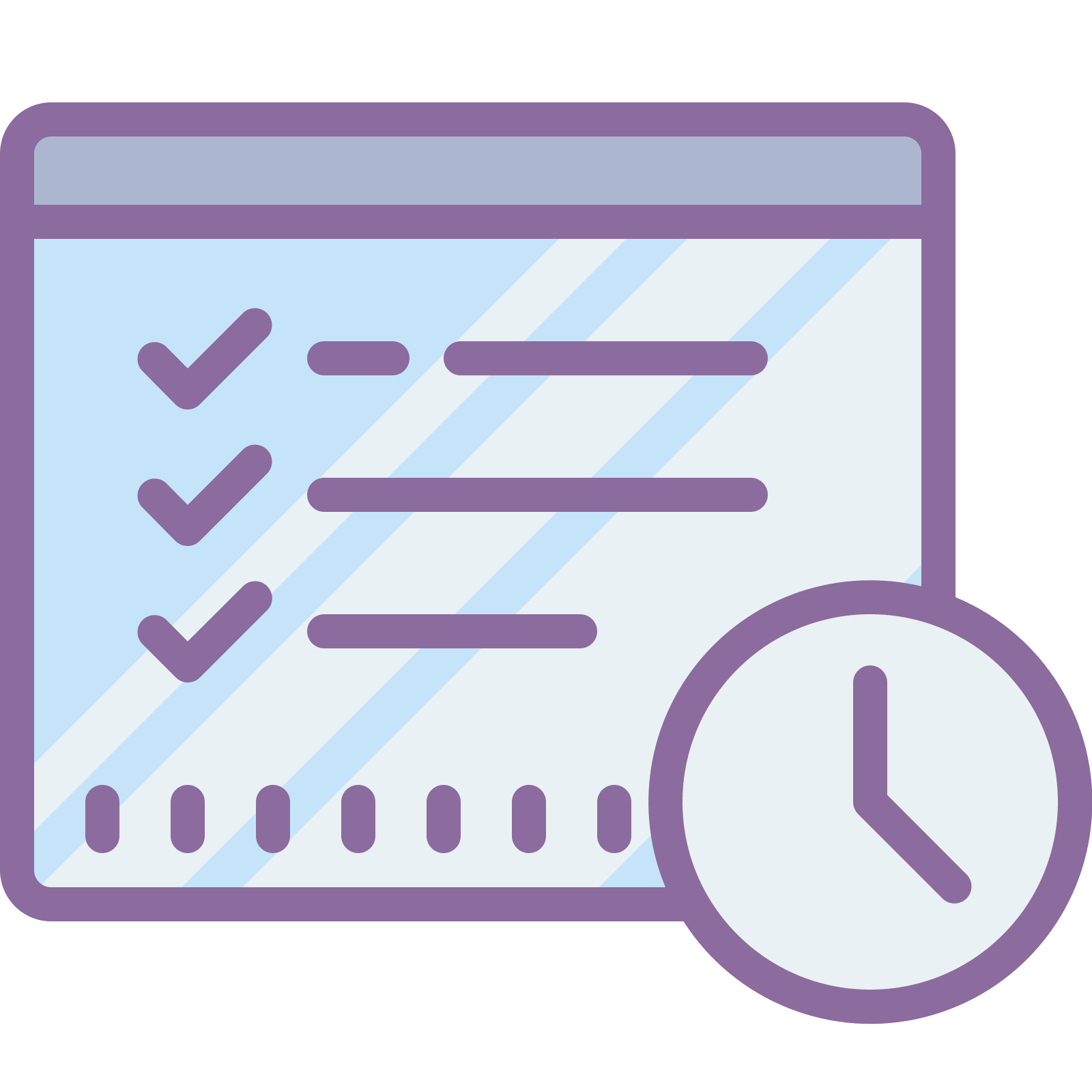 Time Sheet Icon #36068.