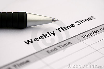 timesheets clipart #17