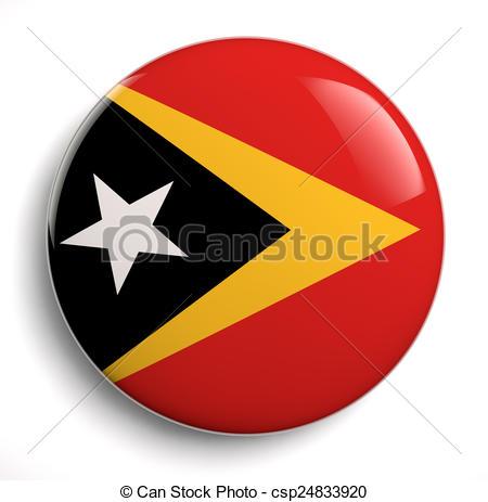 Clip Art of East Timor / Timor.