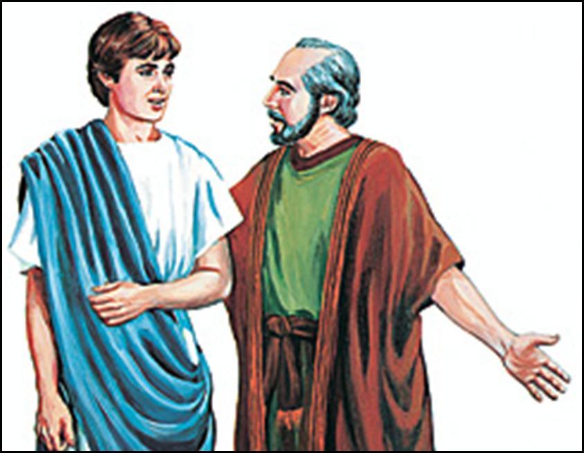 Why Paul Circumcised Timothy?.
