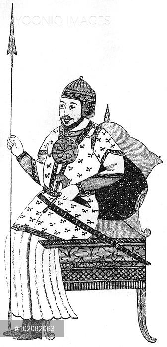 TIMUR LENK, TAMERLANE Built an empire which included most of Asia.