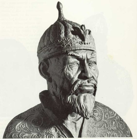 Timur (Tamerlan) middle Asian conquerer, who played a significant.