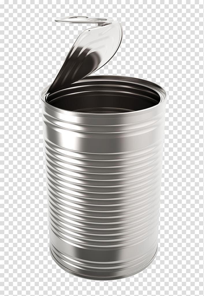 Tin can Can Beverage can, others transparent background PNG.
