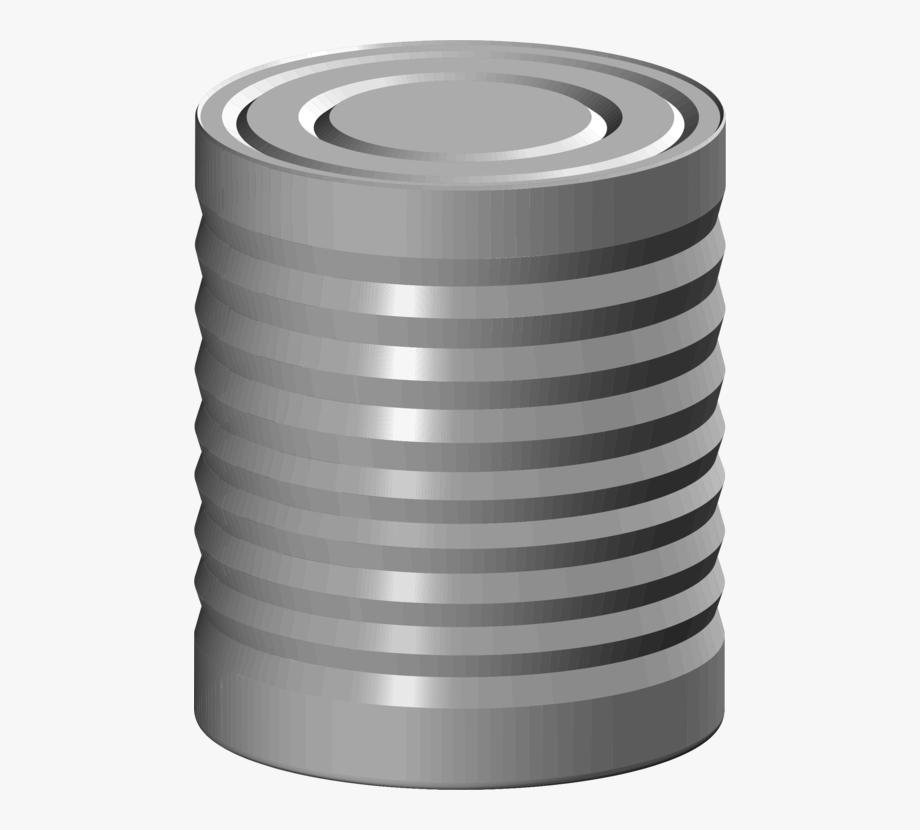 Tin Cans Clipart.