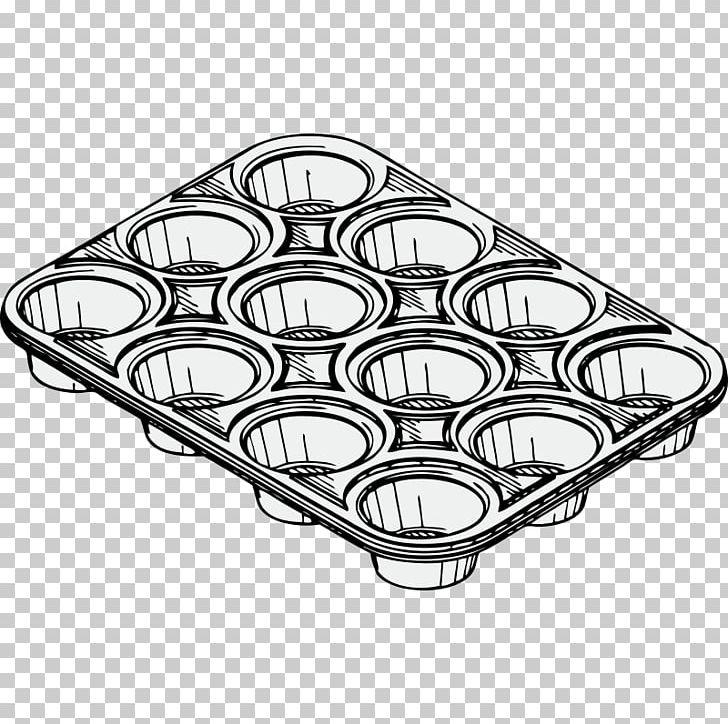 Muffin Tin Cupcake Pancake PNG, Clipart, Angle, Baking.