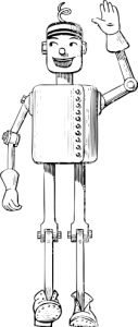 Tin Man Clip Art Download.