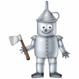 Tin Man PNG Images.