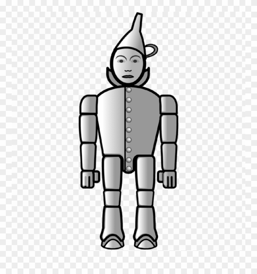 Free Png Tin Man Png Image With Transparent Background.