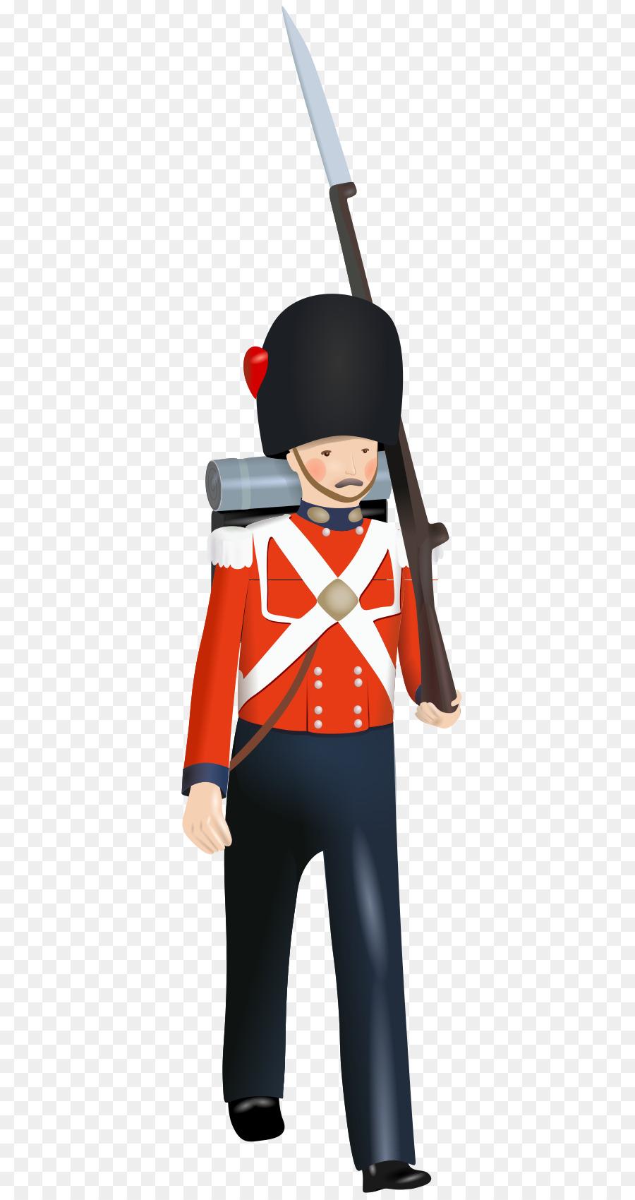 Soldier Cartoon clipart.
