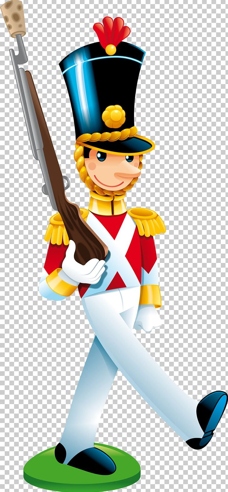 The Steadfast Tin Soldier Toy Soldier Child Army Men PNG.