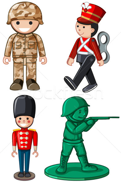 Toy Soldier Vector at GetDrawings.com.