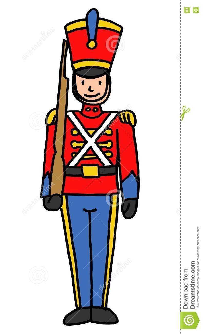 Nutcracker clipart tin soldier, Nutcracker tin soldier.