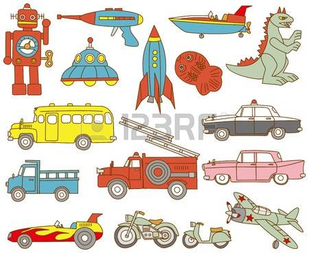 439 Tin Toy Cliparts, Stock Vector And Royalty Free Tin Toy.