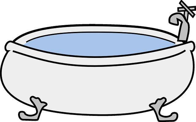 Free Bathtub Clipart tina, Download Free Clip Art on Owips.com.