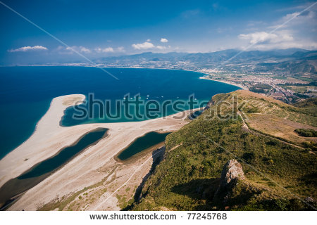 Beach At Capo Tindari, Sicily Stock Photo 77245768 : Shutterstock.
