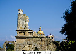 Pictures of Sanctuary of Tindari.