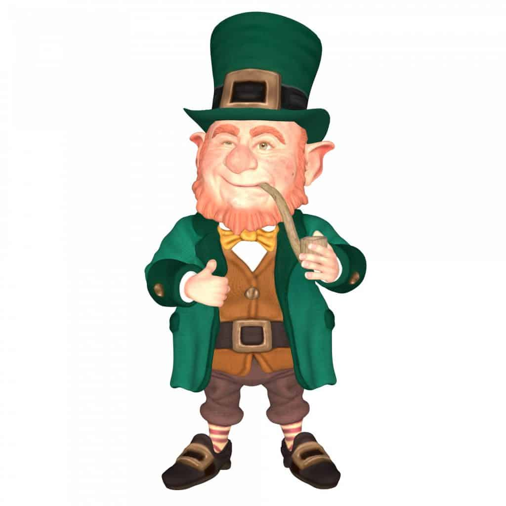 10 things you never knew about leprechauns.