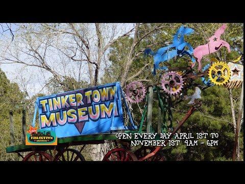 Tinkertown Museum.