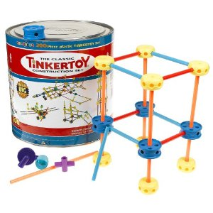 Tinker Toys Clipart.