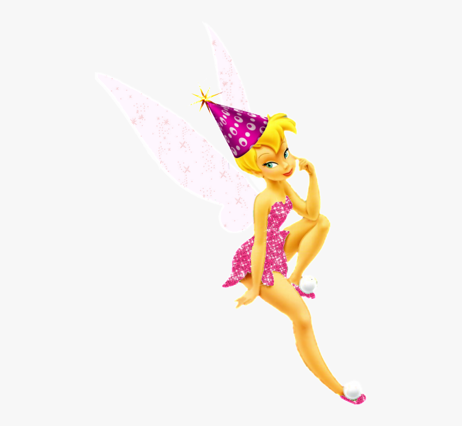 Tinkerbell Clipart Birthday.