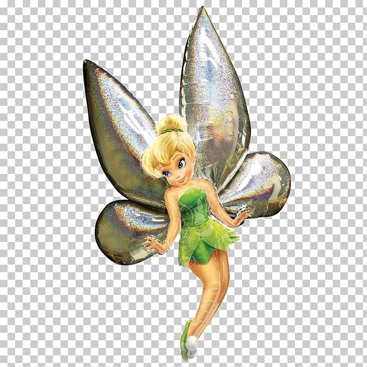Tinker Bell Disney Fairies Balloon Party Birthday.