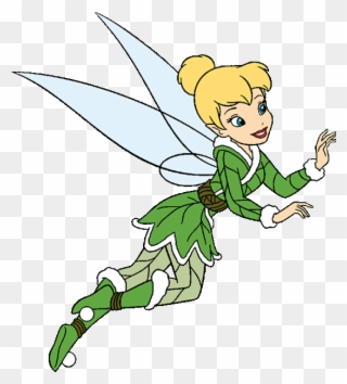 Free PNG Tinkerbell Clip Art Download.