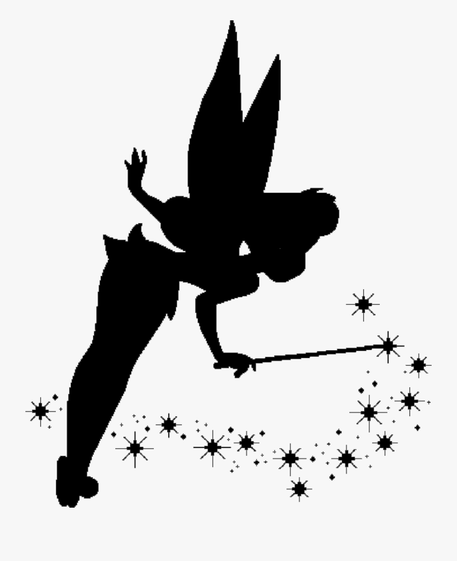 Tinkerbell Pixie Dust , Free Transparent Clipart.
