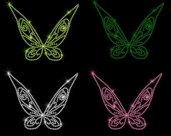 Tinkerbell wings.