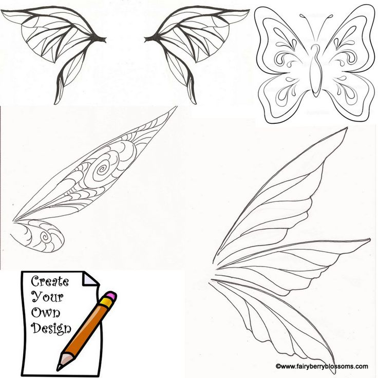 25+ best ideas about Tinkerbell Wings on Pinterest.
