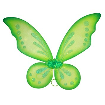 Amazon.com: Green Pixie Tinkerbell Style Wings: Toys & Games.