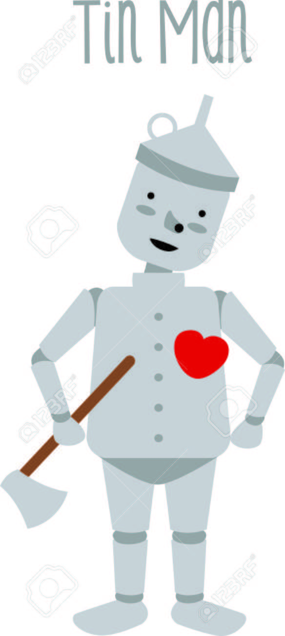Tinman clipart 5 » Clipart Station.