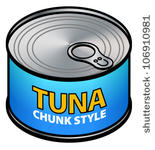 Vector Images, Illustrations and Cliparts: Canned food.
