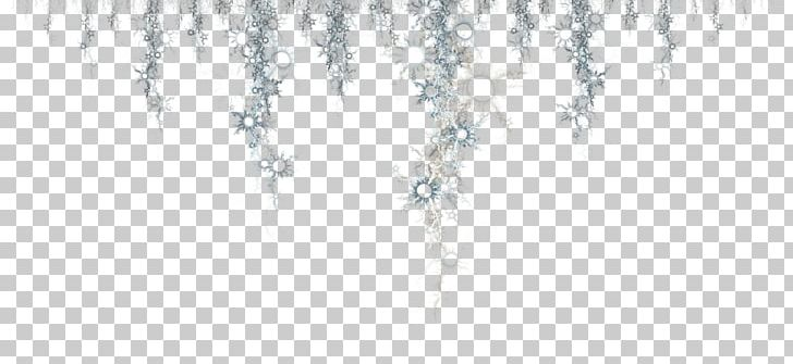 Christmas Lights Tinsel PNG, Clipart, Black And White.