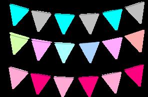 Small Banner Clip Art (24+).
