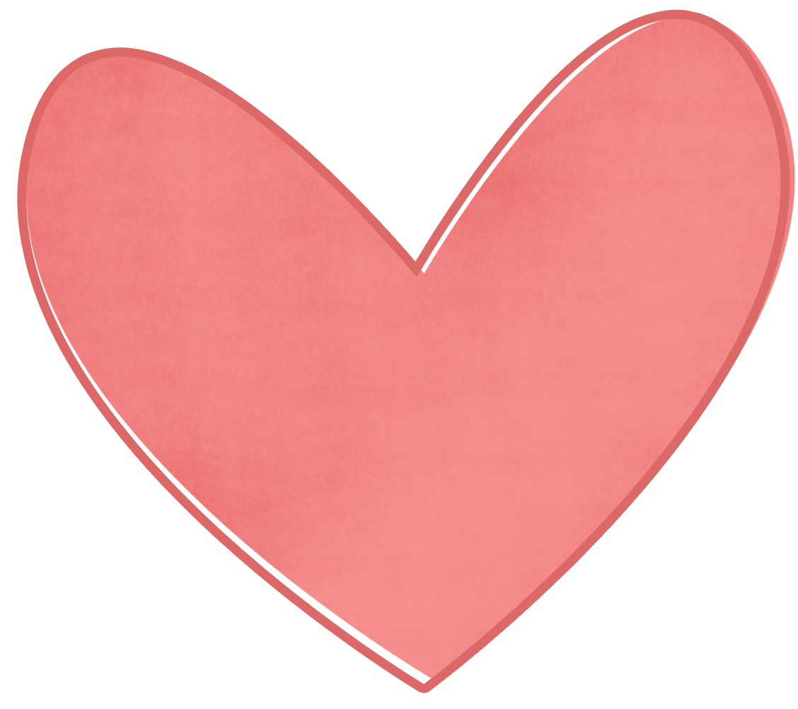 Heart PNG Images, Outline, Emoji, Pink And Red Heart Clipart.