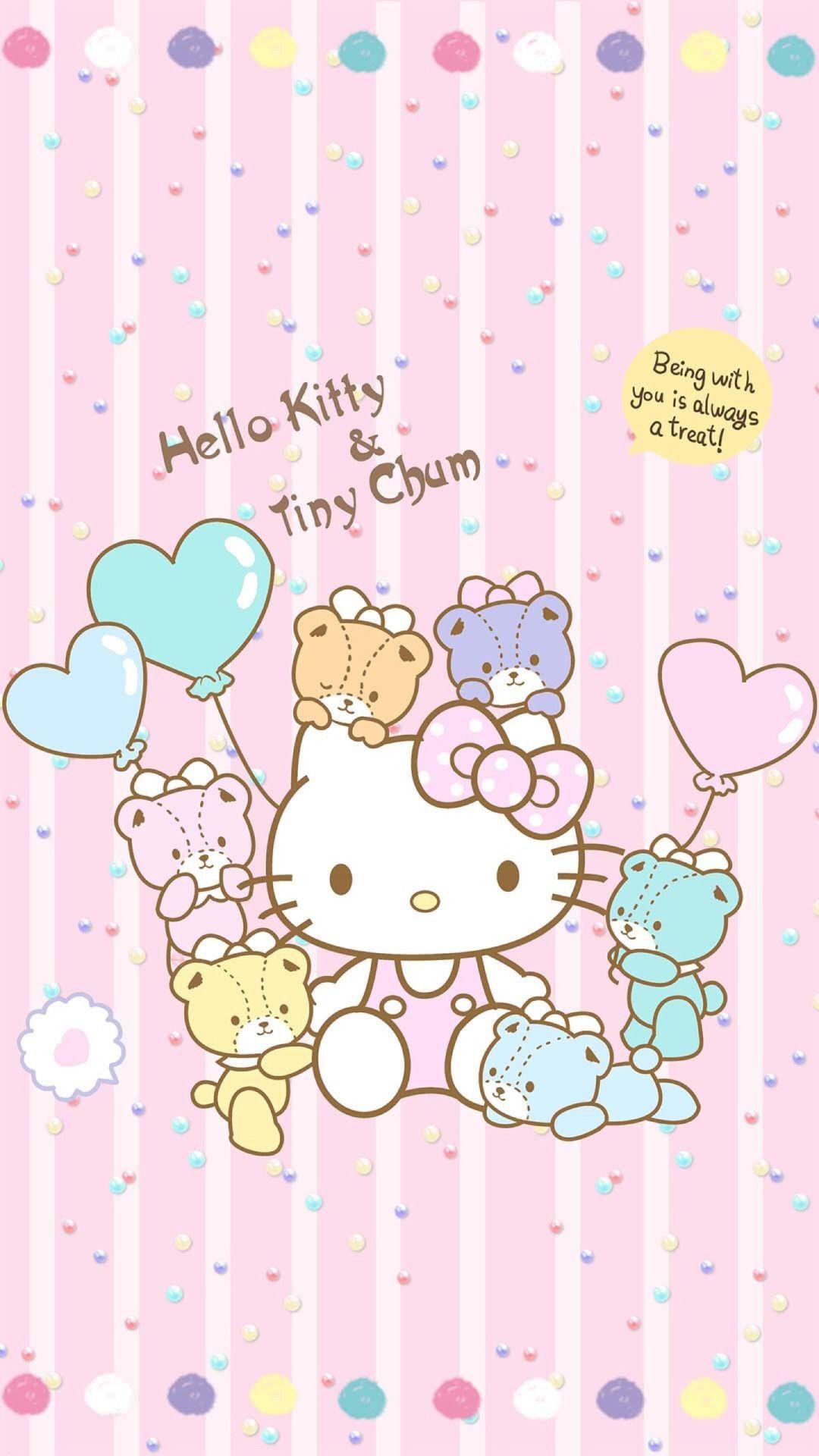 Kawaii Hello Kitty Wallpapers.