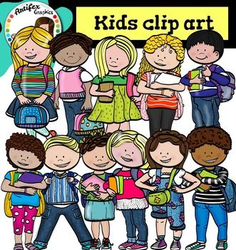 17 Best images about Kids clip art. Teachers pay teachers Store on.