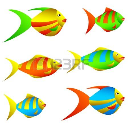 4,534 Small Fish Stock Illustrations, Cliparts And Royalty Free.