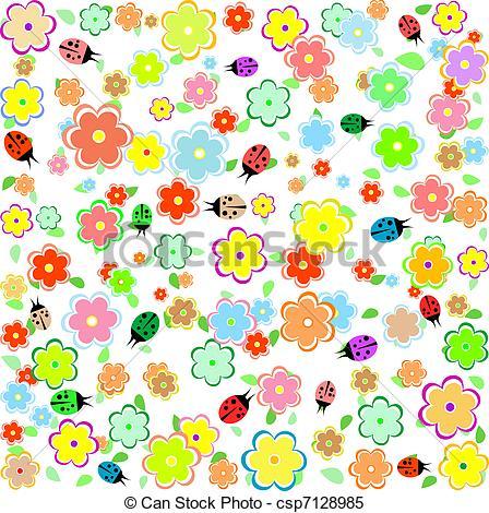 Tiny flowers Stock Illustrations. 1,680 Tiny flowers clip art.