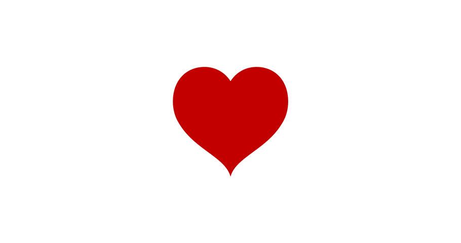 Tiny Heart Icon #111936.