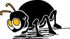 Cartoon Bug Insect Clip Art at Clker.com.
