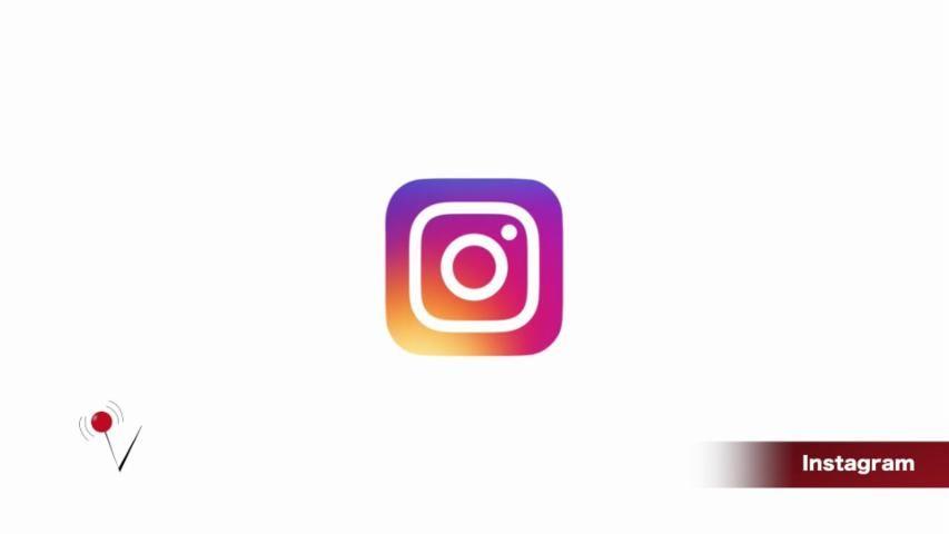 Very Small Instagram Logo.