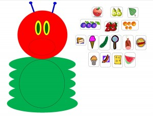 The Very Hungry Caterpillar Unit (K.