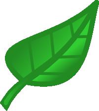 Green Leaf Clipart.