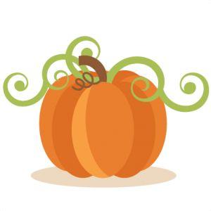 Little Pumpkin Clipart.