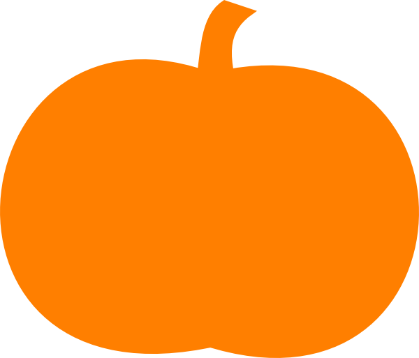 Library of pumpkin vector library stock green and orange.